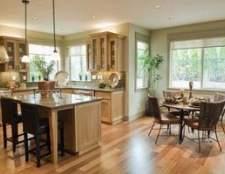 Como remodelar uma cozinha de dois andares