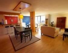 Como remodelar um quarto que é uma cozinha e uma sala de estar