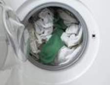 Como remover o fungo do selo de borracha em uma máquina de lavar