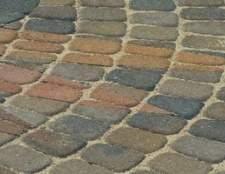 Como remover argamassa de pavimentação de tijolo