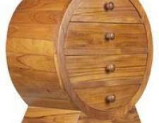 Como remover a pintura de uma cômoda de madeira