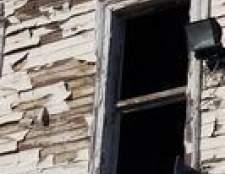 Como remover janelas de madeira