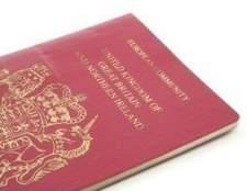 Como renovar um passaporte britânico no Canadá
