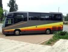 Como alugar um ônibus fretado