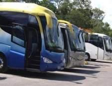 Como alugar um autocarro
