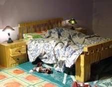 Como pintar mobília do quarto
