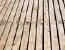 Como reparar um deck com enchimento de madeira