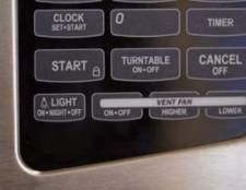 Como reparar um forno de microondas que não aquece