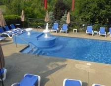 Como reparar passos piscina de fibra de vidro