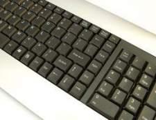 Como reparar chaves preso em um teclado