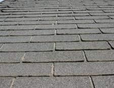 Como reparar vento danificado telhas de asfalto telhado