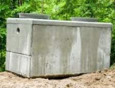 Como substituir defletores de tanques sépticos