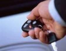 Como substituir o controle remoto keyless em um 2006 pontiac grand prix