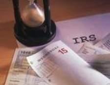 Como pedir uma outra declaração de imposto de desemprego