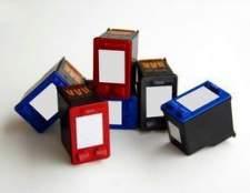 Como redefinir cartuchos de impressora HP