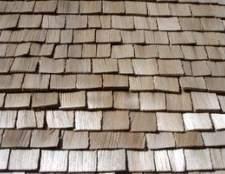 Como telhado de uma casa com telhas Oakridge arquitectónicas