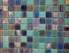 Como para selar argamassa telha de vidro
