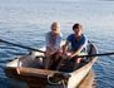 Como selecionar remos barco a remo