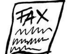 Como enviar um fax de um pixma Canon 700