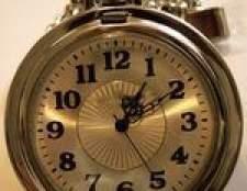 Como definir o alarme sobre o ironman timex