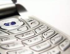 Como configurar o GPRS sobre um telefone móvel
