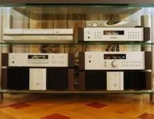 Como configurar diagramas amplificador de áudio doméstico