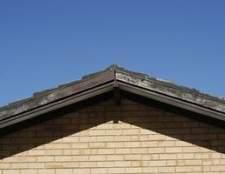 Como colocar um telhado de duas águas