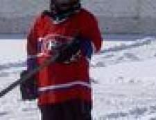Como i Tamanho autêntica CCM NHL?