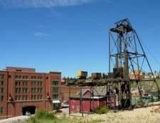 Como iniciar uma mina de ouro