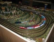 Como iniciar um conjunto de trem de modelo