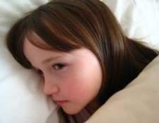 Como parar uma criança caia da cama