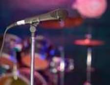 Como parar de eco do microfone