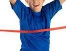 Como ensinar as crianças a forma correta de correr