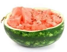 Como saber se uma melancia está pronto para comer