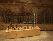 Como saber pedaços de alvenaria de pedaços de madeira
