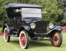 Como dizer a idade de um Ford Modelo T