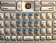 Como ao texto um número de 6 dígitos em telefones celulares