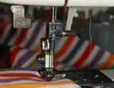 Como enfiar uma máquina de costura mini ultra-Kenmore