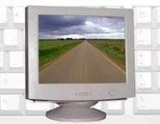 Como transformar um monitor CRT em uma tv