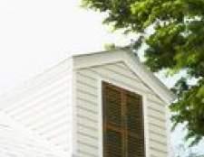 Como atualizar uma casa bacalhau de cabo existente