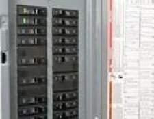 Como atualizar um painel de serviço de eletricidade a energia solar