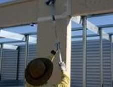 Como usar uma broca para perfurar em parafusos drywall