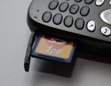 Como usar um cartão micro SD em um telefone celular