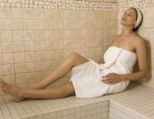Como usar uma sauna eficazmente