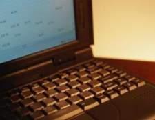 Como usar um formato tabular no Excel