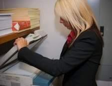 Como usar uma máquina de cópia de escritório