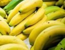 Como usar a banana aromatizantes na mistura de bolo