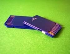 Como usar cartões micro SD com laptops da Apple