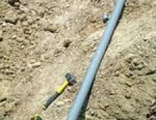 Como usar tubos de pvc subterrâneo para ar condicionado de uma casa