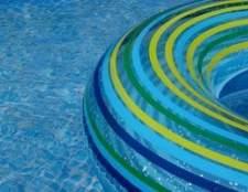 Como aspirar uma piscina para o lixo